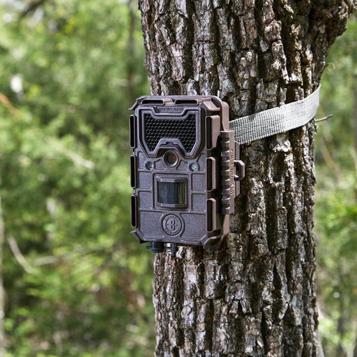 Bushnell Aggressor No Glow HD Trophy Cam 20Mp (Grey) - 119876C Trail Cameras vendor-unknown