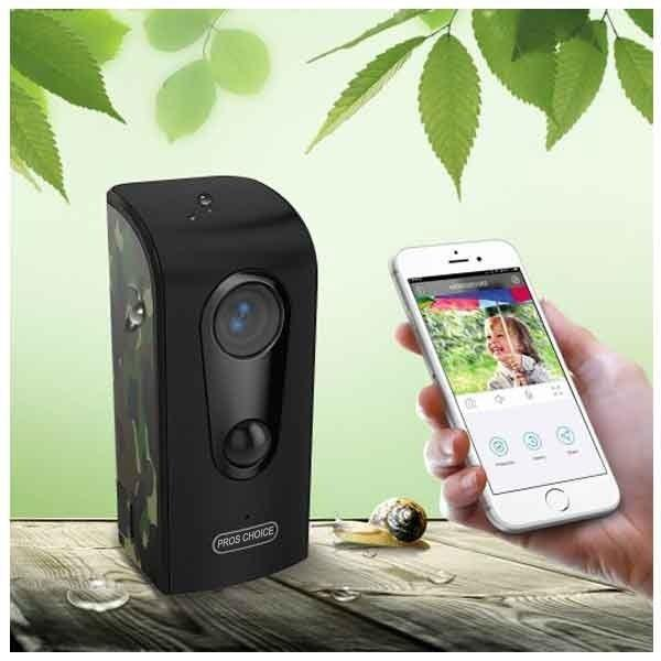 ProsChoice Wifi Security Camera with LIVE VIEW Trail Cameras vendor-unknown