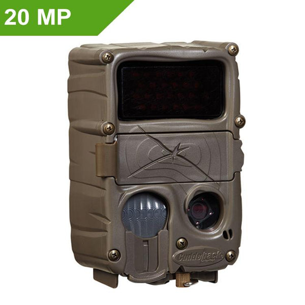 20Mp Cuddeback BLACK FLASH Zero Glow Trail Camera MODEL E3 Trail Cameras vendor-unknown