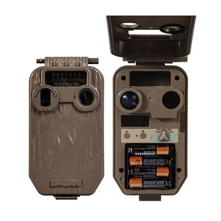 CuddeBack® Seen Compact AA powered IR camera takes color images Trail Cameras vendor-unknown