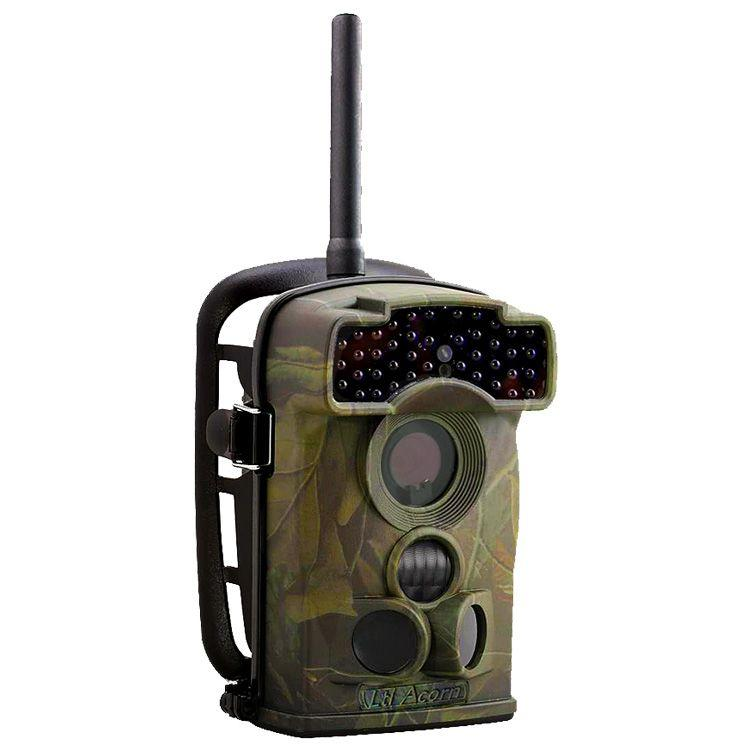 Ltl Acorn Ltl-5310Wmg 100 degree Wide angle Zero Glow MMS SMS trail Camera