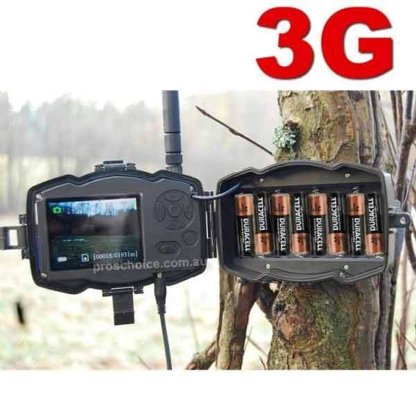 ScoutGuard 3G Pro Cam MG983G-30M Two-Way Communication MMS GPRS Trail Camera Security Cam vendor-unknown