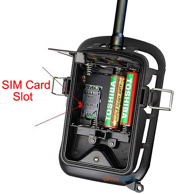 Optional MMS eMail SMS GSM GPRS mobile MMS-module battery box model: LTL-MM1