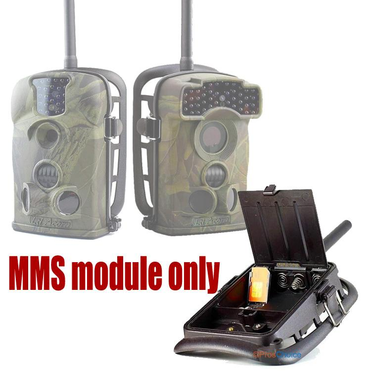 Optional MMS eMail SMS GSM GPRS mobile MMS-module battery box model: LTL-MM1 Accessories vendor-unknown