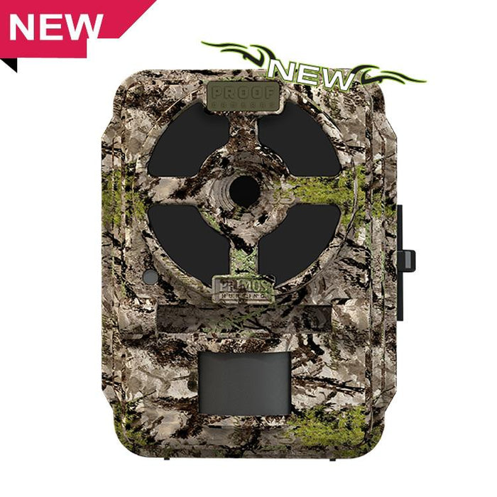 Primos Hunting 12MP PROOF CAM 02 Black Glow HD 63055 Trail Cameras vendor-unknown