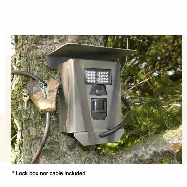 Heavy Duty Trail Camera Rain Cover Lid Accessories vendor-unknown