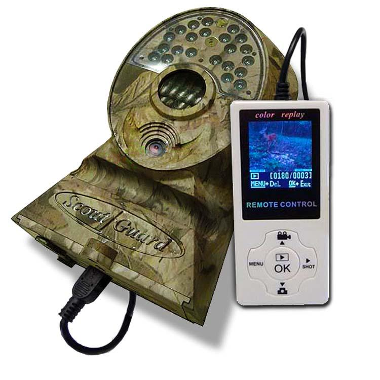 ScoutGuard SG550-12mHD SG550V12-HD Video No Glow Trail Camera Brand vendor-unknown