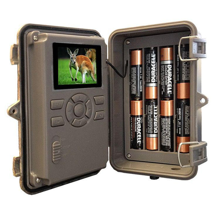 ScoutGuard SG968K-10M HD Video 100ft Long Range ZeroGlow Trail Camera Wildlife Cam vendor-unknown