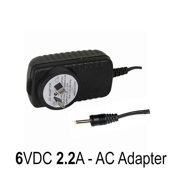 AC Adapter 6VDC 2.2A Adaptor for Ltl Acorn Scoutguard Trail cameras Accessories vendor-unknown