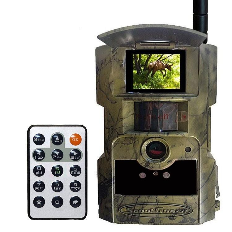 ScoutGuard 3G Pro MG883G-12mp HD Two-Way Communication MMS GPRS Trail Camera Security Cam vendor-unknown