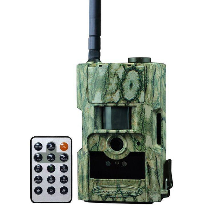 ScoutGuard MG882MK-8mHD Black IR GPRS MMS SMS Trail Hunting Camera Wildlife Cam vendor-unknown