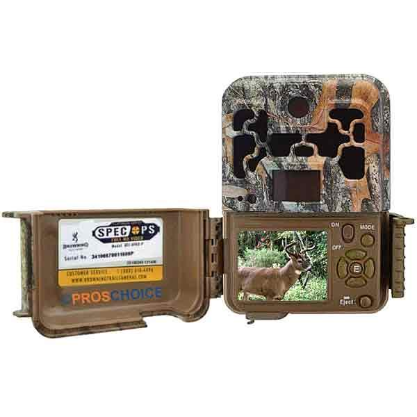 NEW Browning Spec Ops FHD Platinum w//Color Screen 10 MP BTC-8FHDP