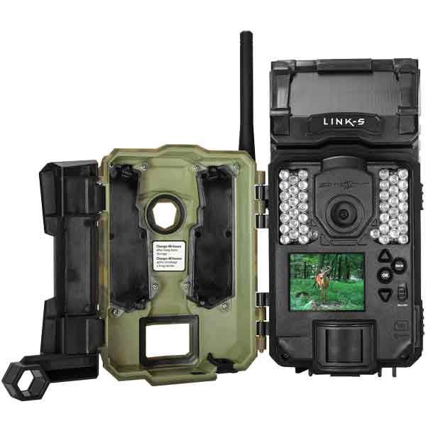Spypoint LINK-S LTE 4G Cellular Trail camera Trail Cameras Spypoint