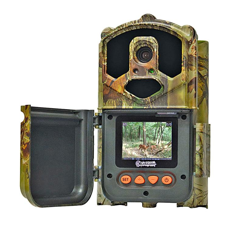 Big Game Eyecon Storm II Black Flash Trail camera TV4002 Trail Cameras vendor-unknown