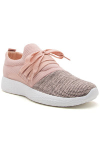 Pamier Sneakers Pink