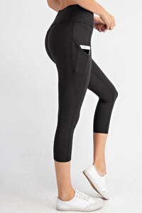Emrynn Capri Leggings