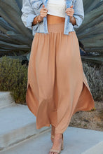 Load image into Gallery viewer, Dreamy Skirt - Camel