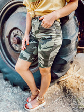 Load image into Gallery viewer, Kami Camo Shorts