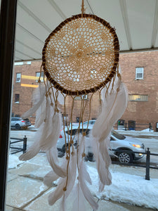 Willow & Macrame Dream Catcher