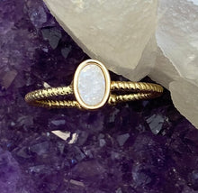Load image into Gallery viewer, Druze Adjustable Ring