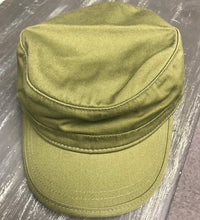 Load image into Gallery viewer, Military Hat Organic Cotton