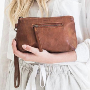 Mandy - Leather Essentials Bag