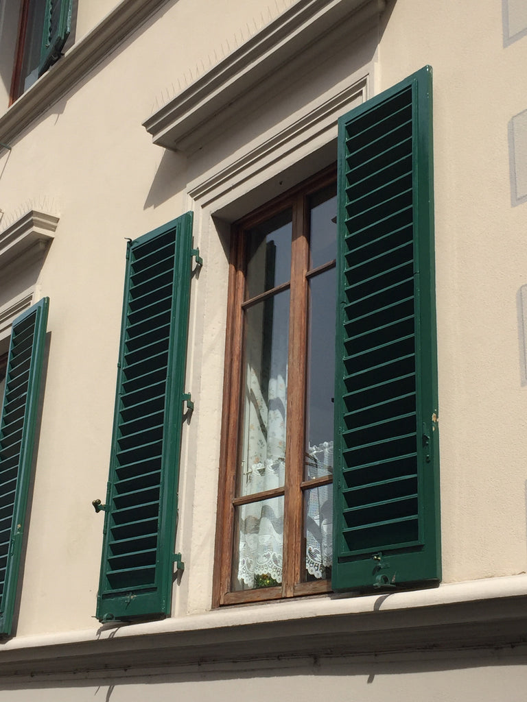 tuscany, shutters, ss17, florence