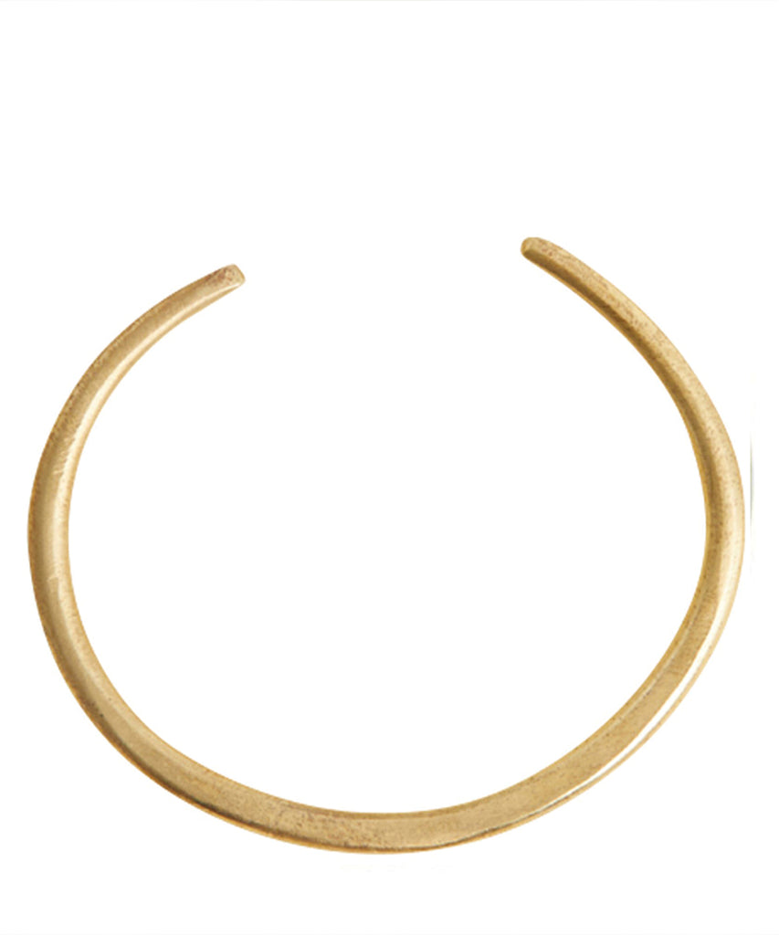 ADWELL SMALL COLLAR - GOLD