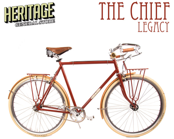 211c563d445 The Chief - Legacy Edition – Heritage Bicycles