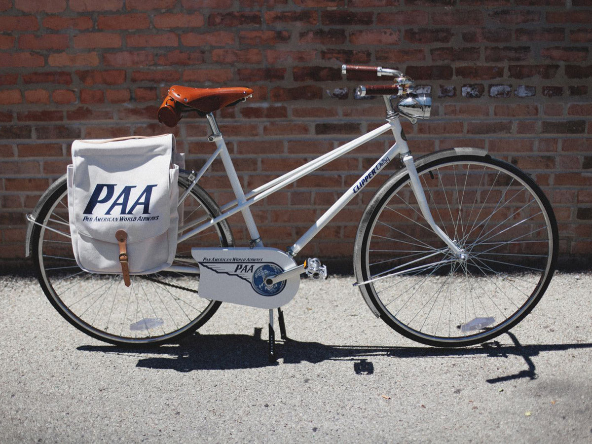 Pan Am Daisy Clipper by Heritage Bicycles