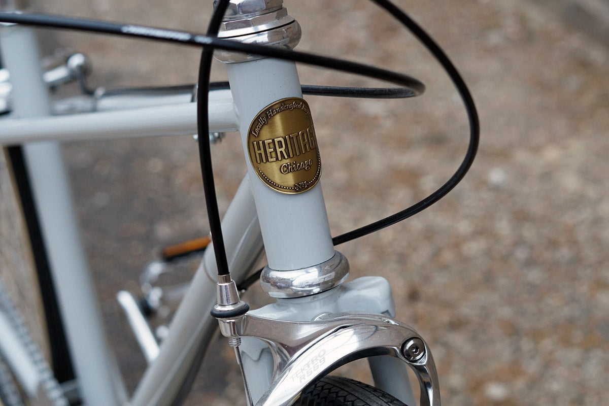 Heritage Daisy | Heritage Bicycles and Coffee