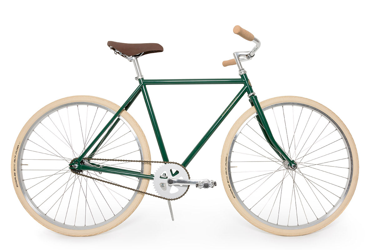 cfe9d8791ba The Heritage Chief is the embodiment of an American city bike, perfect for  daily riding with classic style.