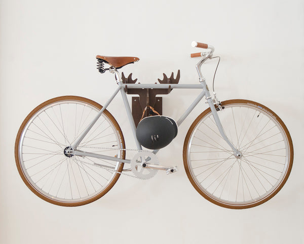 Perch Series Bicycle Wall Rack | Heritage Bicycles and Coffee