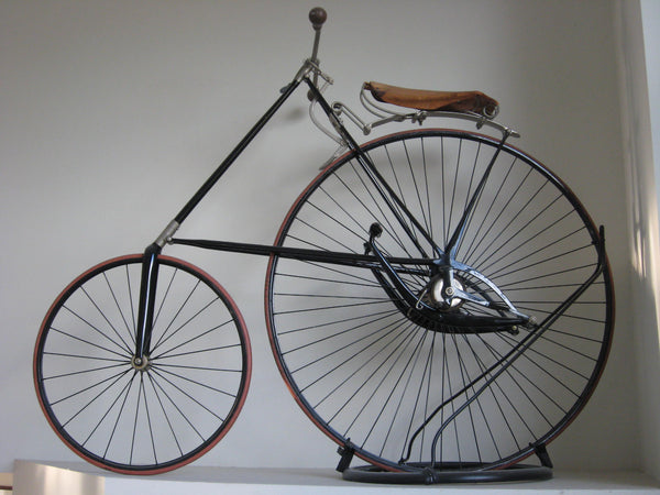 Starley Safety Bicycle | Heritage Bicycles and Coffee