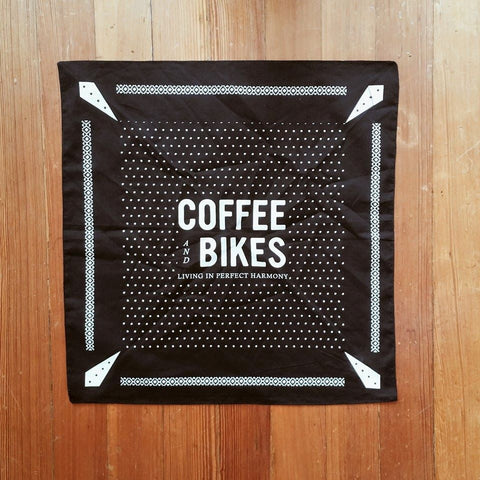 Heritage 'Coffee and Bikes' Bandana