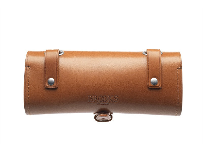 Brooks Challenge Tool Bag - Honey - Back