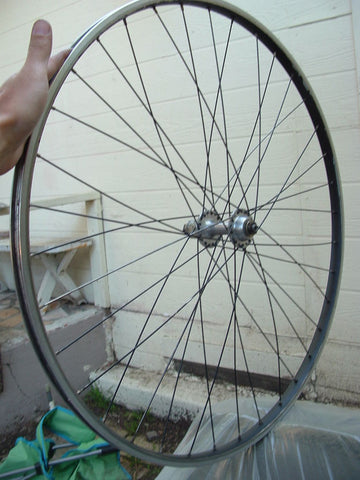 Bicycle Spoke Replace