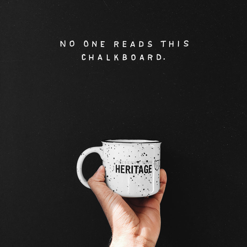 Heritage Coffee Mug