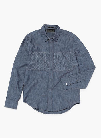 Levis City Shirt - Blue
