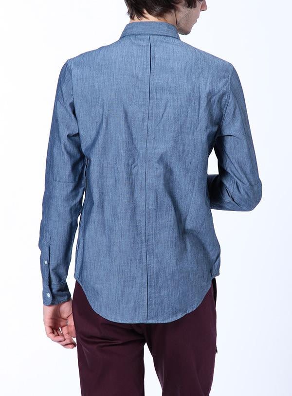 Levis City Shirt - Blue back