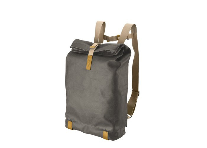Brooks Pickwick Backpack mud grey