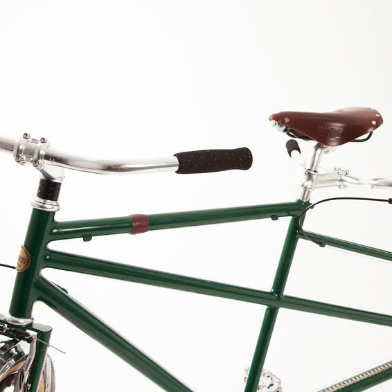 Signature Series, Heritage Bicycles Tandem Bicycle Frame Detail