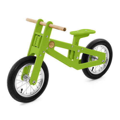 BENNETT BALANCE BIKE - RECYCLED MILK JUG