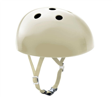Biege Yakkay Bicycle Helmet Smart Two