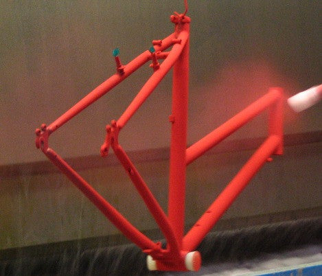 Paint Job, bike frame powdercoat