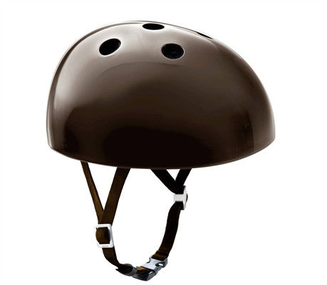 Brown Yakkay Bicycle Helmet Smart Two