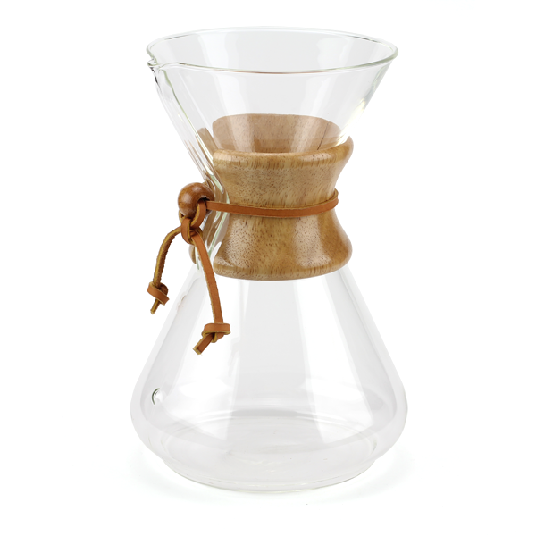 Chemex Coffee Maker - Wood Handle