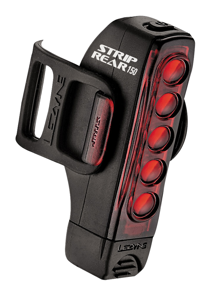 Lezyne Strip Drive Rear bicycle light
