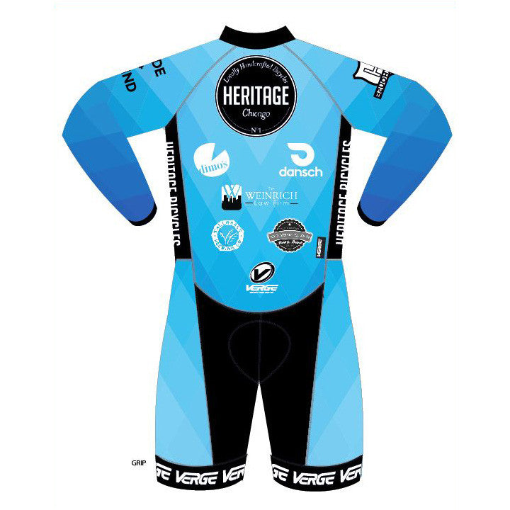 Heritage Cycling CX Long Sleeve Speedsuit