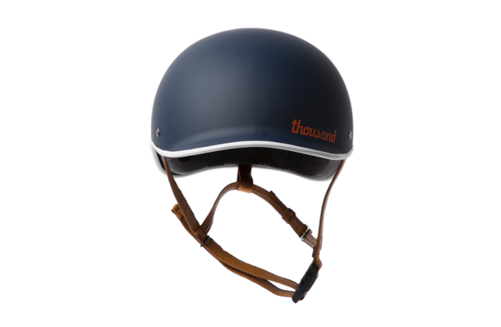 Thousand Helmet | Thousand Navy | Heritage Bicycles and Coffee
